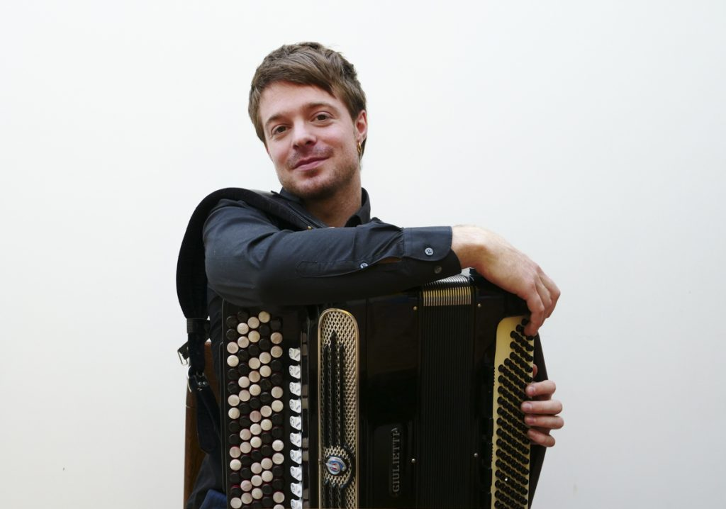 Lars Visscher accordeon accordeonist accordion muzikant